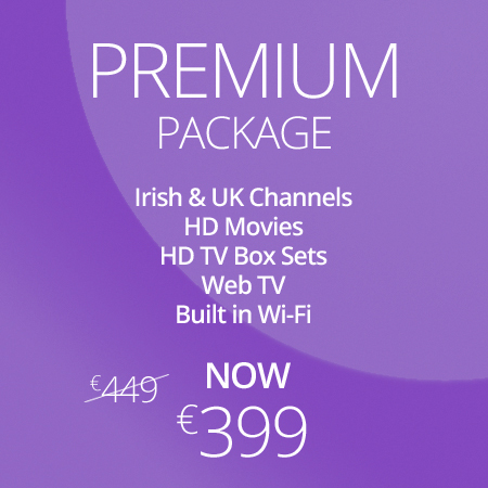 Dalton tv premium package