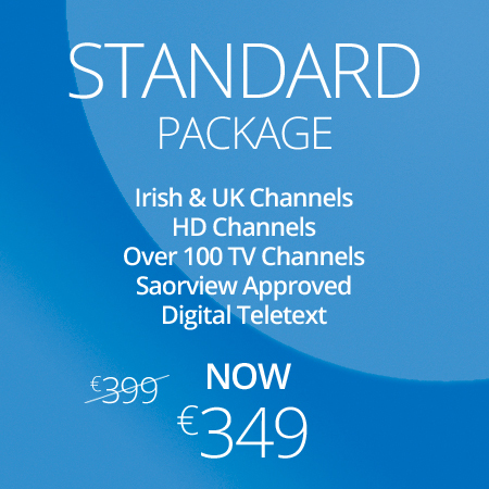Dalton tv standard package