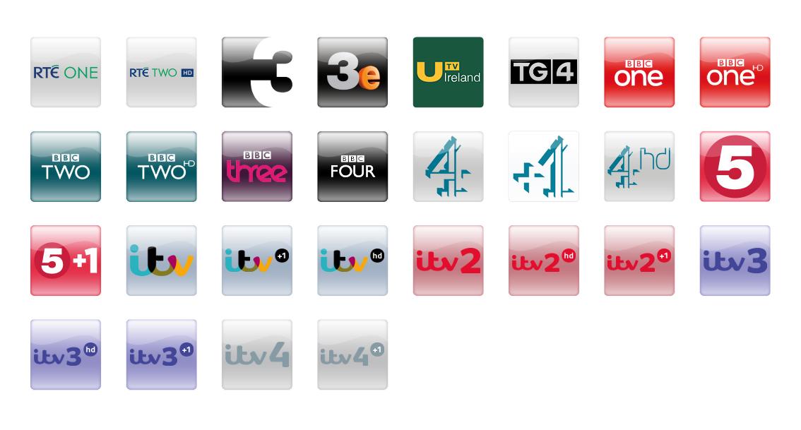dalton tv channels