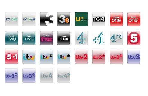 New Free to air channel list  - Daltontv ie